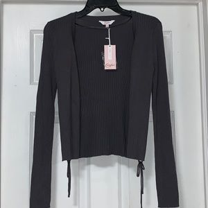 NWT CANDIE'S CARDIGAN